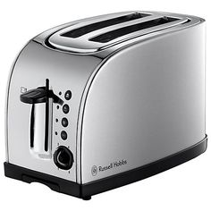 Buy Russell Hobbs 18096 Texas 2 Slice Toaster S/steel from Appliances Direct - the UK's leading online appliance specialist