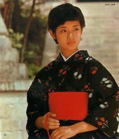 Yamaguchi, Idol, Kimono, Singer, Japanese, Actresses, Celebrities, Women's Fashion, Collection