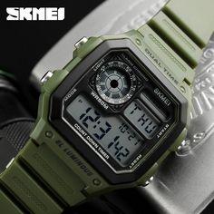 Watches Aspiring Sports Watch Men Multifunction Digital Watches Male Clocks Mens Watch Relojes Deportivos Herren Uhren Reloj Hombre Montre Homme Discounts Price