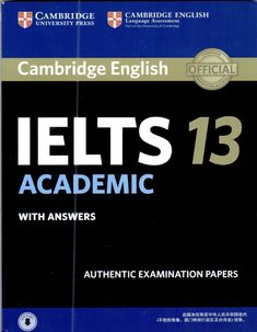 Free download ielts 12 academic with answers at selfstudymaterials cambridge ielts 13 contains four authentic ielts examination papers from cambridge assessment english providing excellent fandeluxe Image collections