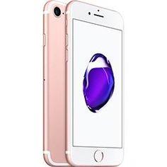 "iPhone 7 32GB Ouro Rosa Tela 4.7"" iOS 10 4G Câmera 12MP - Apple"