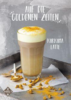 Wir bringen jetzt Farbe in Euren Herbst! Mit unserer Kurkuma Latte: Fruchtig-milder Direct Trade Espresso mit gemahlener Kurkuma-Wurzel, viel heißer Milch und Milchschaum. Habt ihr schon probiert? #balzaccoffee #directtrade #kurkumalatte #kurkuma #herbst