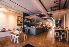 Budin (Tim Wendelboe coffee) - Greenpoint