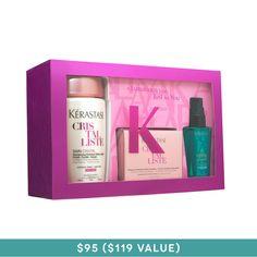 Kérastase Cristalliste Set for Thick Hair, $95.00 #birchbox