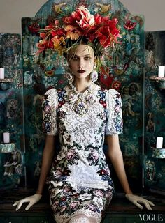 Katia fashion photo .....
