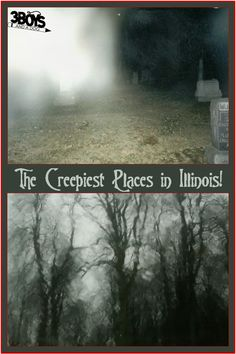 Check out the newest post (The Creepiest Places in Illinois) on 3 Boys and a Dog at http://3boysandadog.com/2013/12/the-creepiest-places-in-illinois/?The+Creepiest+Places+in+Illinois