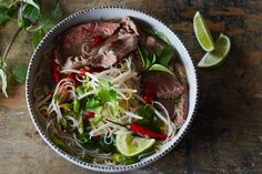 While making pho at home might seem like a complex task, in its most pure form, it is nothing more than a beautiful broth, supple noodles, and the toppings you choose to add.
