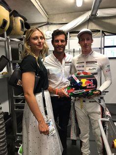 Maria Sharapova Porsche Le Mans