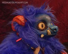Harlo the owlbear by ~missmonster on deviantART