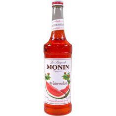 Monin Watermelon Syrup - Onestopbarshop