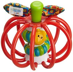 The First Years Grab Apple Assortment Toy * Find out more about the great product at the image link.Note:It is affiliate link to Amazon.