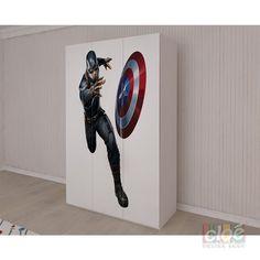 Dulap Captain America