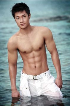 Hot asians guys