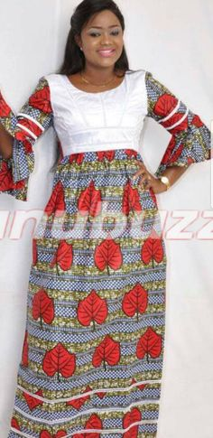 African Maxi Dresses, Latest African Fashion Dresses, African Dresses For Women, African Print Fashion, Africa Fashion, African Attire, African Wear, African Women, African Traditional Dresses