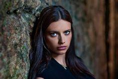 Girl from Rio de Janeiro - Portrait Steve McCurry (+++)