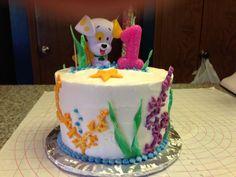 Bubble Guppies Bubble a Puppy Smash Cake                                                                                                                                                     More