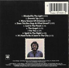 Bruce Springsteen - Greetings From Asbury Park N.J. (1973)