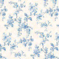 Geranium Multi Floral Wallpaper