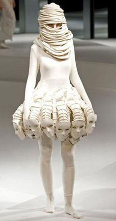 驚愕のファッションショー (4)--人民網日本語版--人民日報