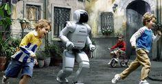 ASIMO - Honda Motor Co., Ltd.   robotics&machine   Pinterest ...