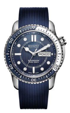 Bremont Submarine Watch