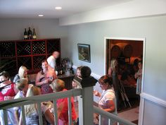 A private Port Cellar bar for your parties!