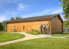 Kanesville Tabernacle - Free. A tour tells how the first pioneers who settled Council Bluffs lived. They will describe how the pioneers made rope and what not. Also goes into Mormon pioneer history.
