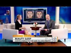 "Harry Smith speaks with Dr. Jennifer Ashton about the importance of ""beauty sleep"" when it comes to looks and overall health."