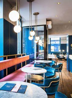 Clerkenwell Grind , London, 2016 - Biasol: Design Studio