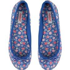 This too. :)     Folk Ditsy Ballet Pumps