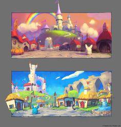 ArtStation - Furby Connect World , Sukhbir Purewal