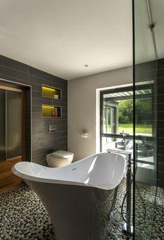 Moderne Badezimmer Von Designcubed