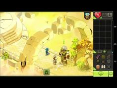 DOFUS Touch NEW Android First Gaming - DOFUS Touch is a Free-to-play Android, Role-Playing MMO Game featuring Turn Based (Strategy) battles.