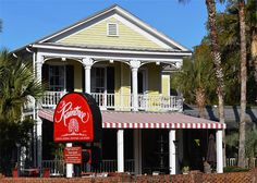Raintree Restaurant - St. Augustine, Fl - Casual Uptown Dining - Wonderful food, service, and such a nice and quaint dining place.  Enjoy so many meals here
