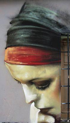 Street Art by FoRe-F #graffiti