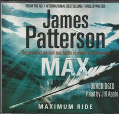 Max  (maximumride #series) james #patterson #audio cd read jill apple unabridged,  View more on the LINK: http://www.zeppy.io/product/gb/2/371833123601/