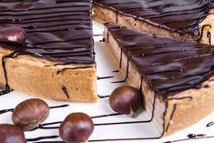 Nepečený gaštanový cheesecake | Recepty.sk