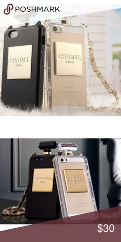 """Perfume Bottle Iphone 6 Case 4.7"""" 5.5"""" Case Cover IPhone Chanel perfume case CHANEL Other"""