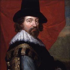 Francis Bacon (1561-1626)  Francis Bacon vond dat wetenschap een gevoel was. Hij vond ook dat 4 punten het menselijke bewustzijn vertroebelde: 1. hartstocht, 2. aanleg+opvoeding, 3. spraakverwarring, 4. ideeën van andere filosofen. Francis Bacon vond dat je goed moest observeren. Hij heeft samen met andere inductie ontwikkeld. Hij heeft gestudeerd aan de universiteit van Cambridge. Hij was politicus tot hij van corruptie beschuldigd werd.