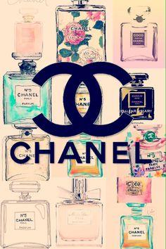 Imagem de chanel, wallpaper, and perfume