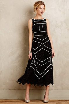 Tasman Midi Dress - anthropologie.com