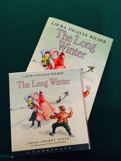 audio book The Long Winter by Laura Ingalls Wilder