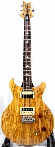 PRS SE Limited Edition Santana Spalted Maple