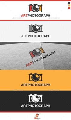 Artphotograph Logo Template #design #logotype Download: http://graphicriver.net/item/artphotograph/12250511?ref=ksioks