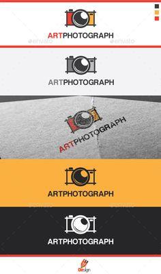 Artphotograph Logo Template #design #logotype Download: http://graphicriver.net/item/artphotograph/12250511?ref=ksioks
