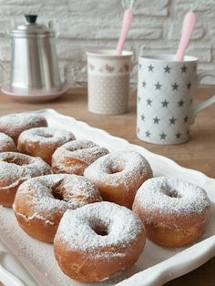 Poke Cakes, Amish Recipes, Sin Gluten, Cooking Time, Doughnut, Bakery, Deserts, Sweets, Food