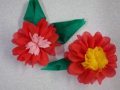 Flor de TNT fácil