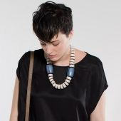 Feature Bead Necklace