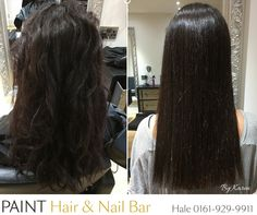 KFusion Keratin Treatment at PAINT in Hale, Altrincham This is how we do KFusion Keratin Treatment at PAINT