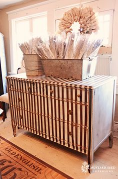 Love this refurbished dresser